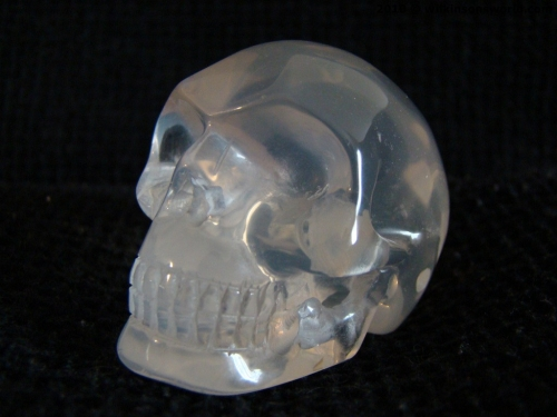 My own moonstone skull