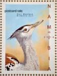 Kori bustard