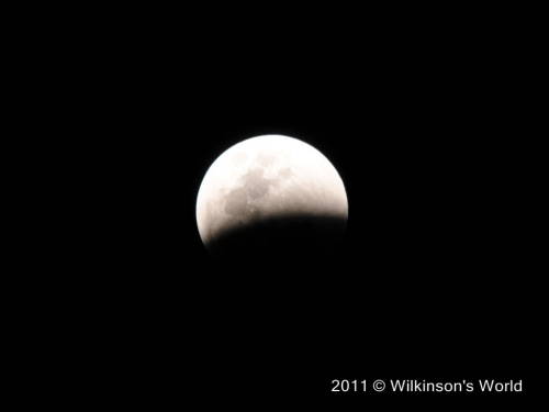 Eclipse - 35 minutes