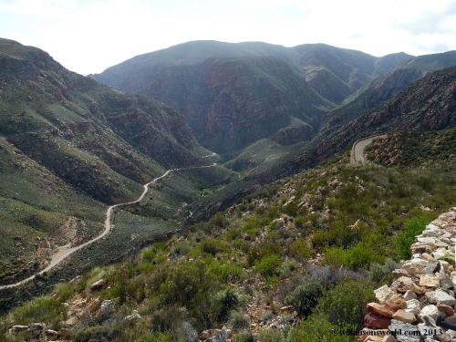 10 - Day 4 - The north side of Swartberg Pass