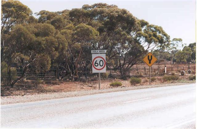 A town called Oodla-Wirra