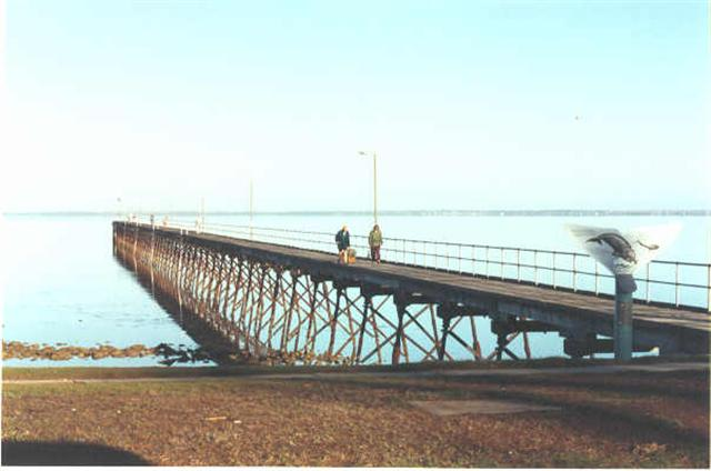 Pier at Ceduna