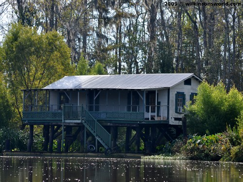 House on the West Pearl River