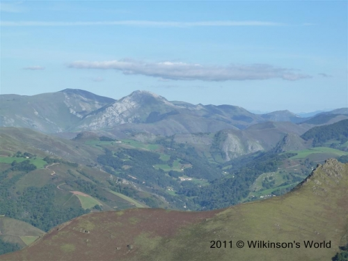 The beautiful Pyrenees
