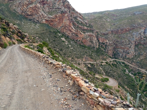 9 - Day 3 - The north side of Swartberg Pass