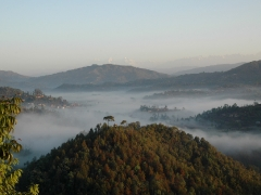 Early morning at Nagarkot