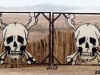 gates to Skeleton Coast